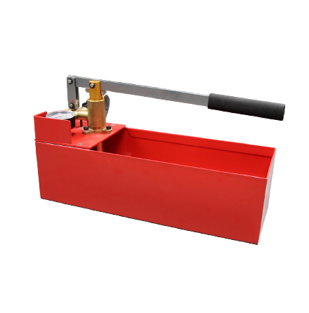 FIG 715 – Manual Pressure Testing Pump